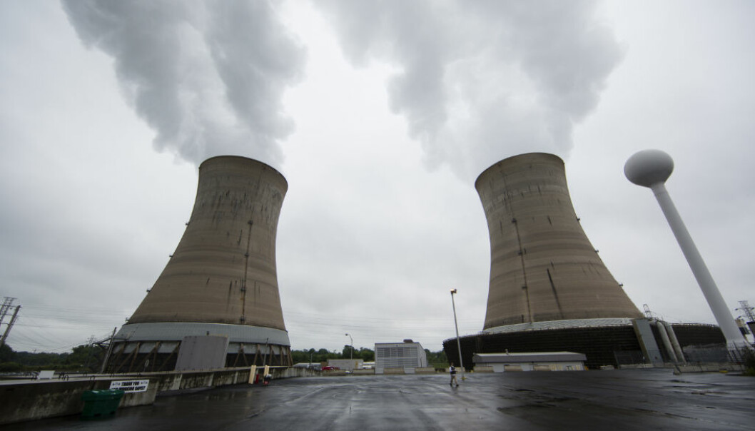 A Monday, May 22, 2017 file photo shows cooling towers at the Three Mile Island nuclear power plant in Middletown, Pa. Exelon Corp., the owner of Three Mile Island, site of the United States' worst commercial nuclear power accident, said Monday, May 29, 2017 it will shut down the plant in 2019 without a financial rescue from Pennsylvania. (AP Photo/Matt Rourke, File)