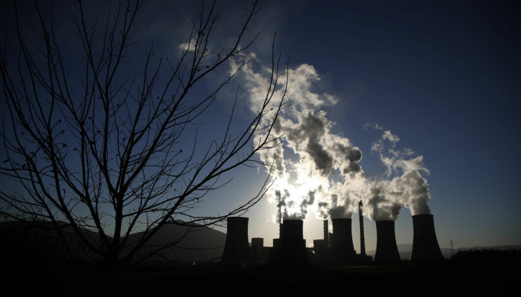 In this Wednesday, Dec. 12, 2018, smoke is emitted from the chimneys of Agios Dimitrios Public Power Plant near Kozani town, northern Greece. Despite warnings expressed at the current U.N. climate talks in Poland, backed by ambitious European Union renewable targets, Greece is planning to remain hooked on coal and is on course to expand its dependence on oil and gas, anxious to attract overseas investment as it emerges from a financial crisis that lasted nearly a decade. (AP Photo/Thanassis Stavrakis)