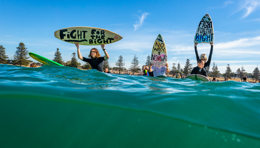 Foto: Adam Snow/Surfrider Foundation Australia / NTB scanpix